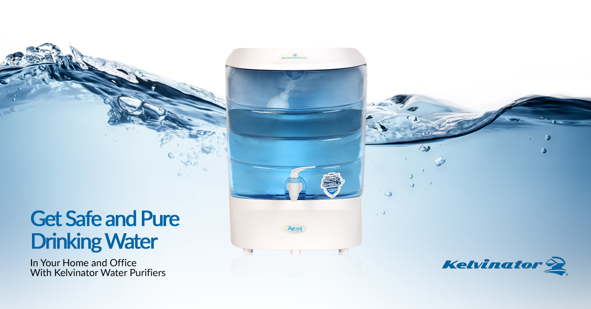 5 Types of Water Purifiers You Need in India
