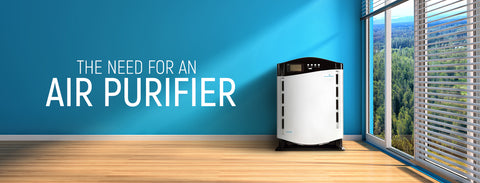 Air purifiers are an absolute need of the hour