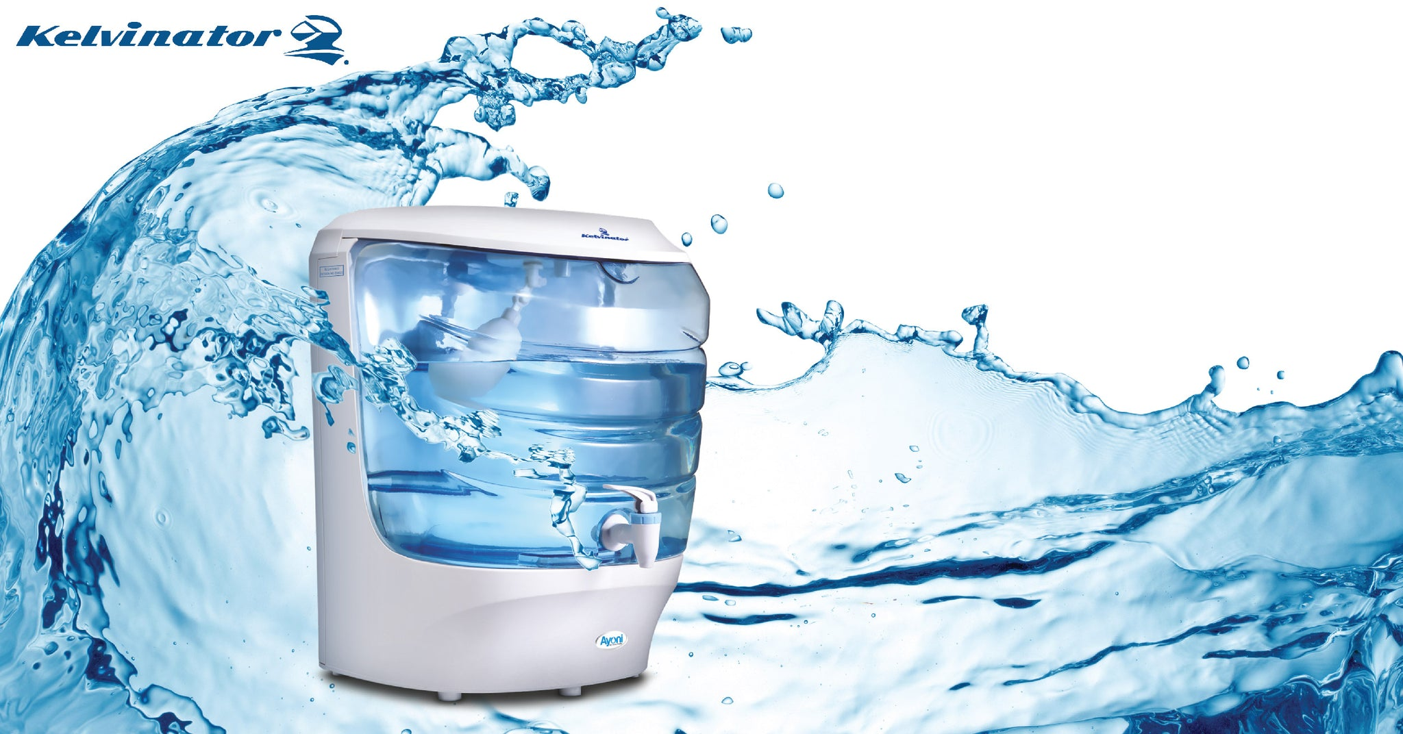 A Water Purifier That You Can Clean By Yourself!