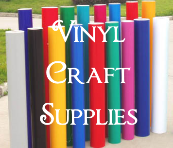Vinyl Craft Supplies