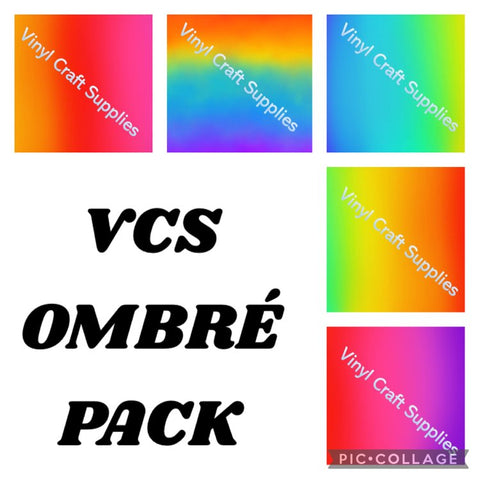 VCS Ombre Pack