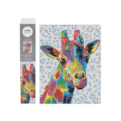 KAISERCRAFT SPARKLE KIT (DIAMOND DOT) - GIRAFFE