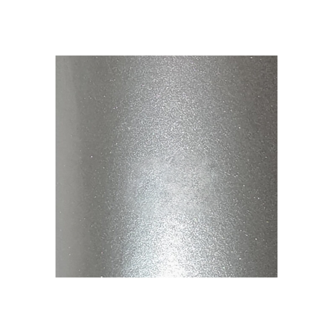 Styletech Polished Metal Self Adhesive Vinyl Silver