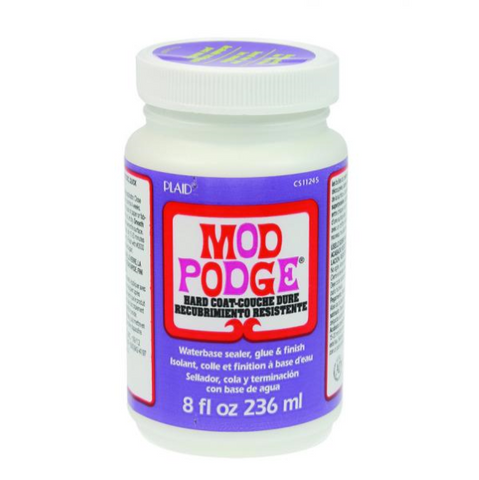 Mod Podge Hard Coat 8fl oz/236ml
