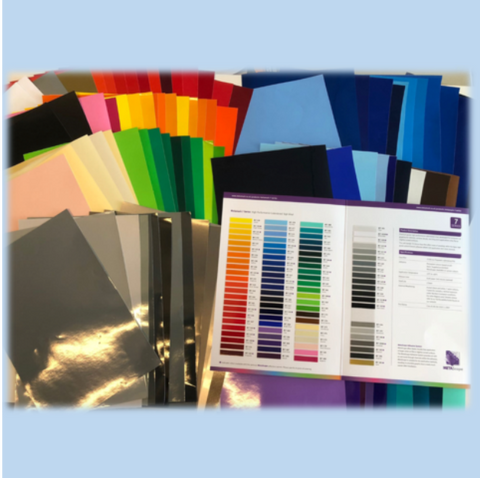 Metamark M7 Mega Pack 90 Sheets + Bonus Color Chart (Sheet of Every Color)