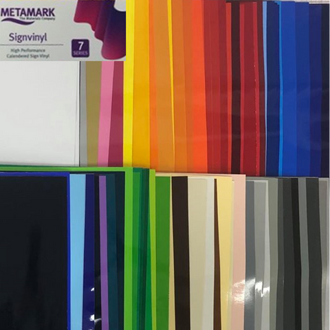 Metamark M7 Full Color Pack 90 Sheets (Sheet of Every Color)