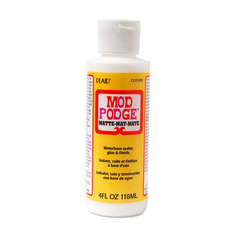Mod Podge Matt  4fl oz/118ml