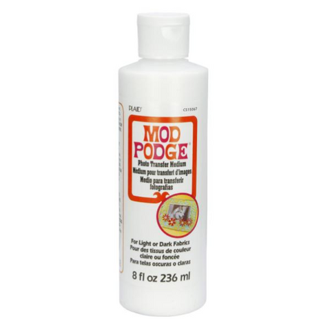 Mod Podge Photo Transfer Medium 8fl oz/236ml