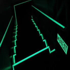 Styletech Glow In The Dark Self Adhesive