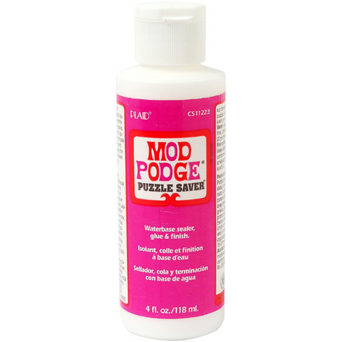 Mod Podge PUzzle Saver 4fl oz/118ml