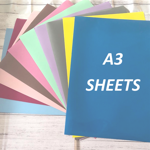 A3 SHEETS SISER PS EASYWEED