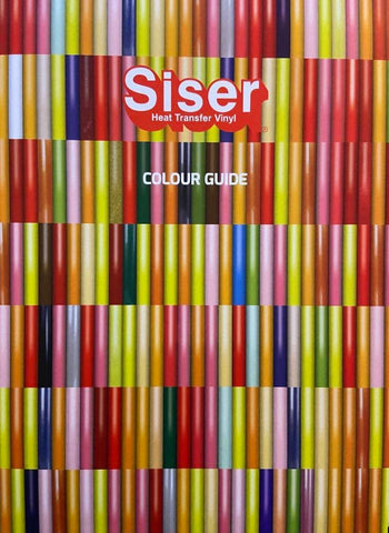 Siser Colorchart
