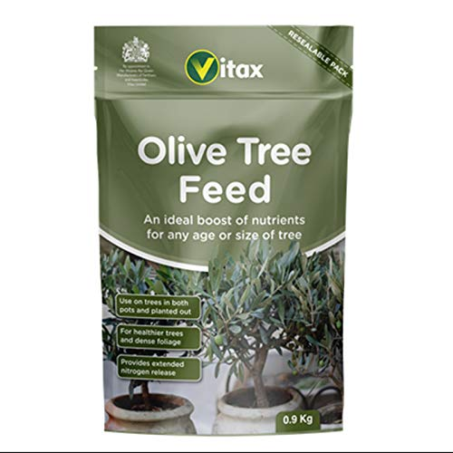 Vitax Olive Tree Feed 0.9kg Pouch
