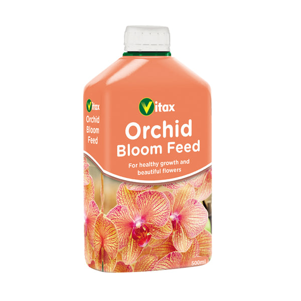 Vitax Orchid Bloom Feed For Healthy Growth And Beautiful Flowers 500ml