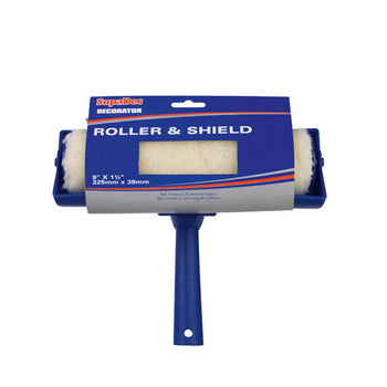SupaDec Decorator Roller & Shield 9