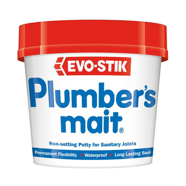 Evo-Stik Plumbers Mait Non-Setting Non-Cracking Waterproof - 750g