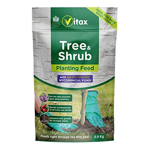 Vitax Tree & Shrub Planting Feed 0.9kg Pouch