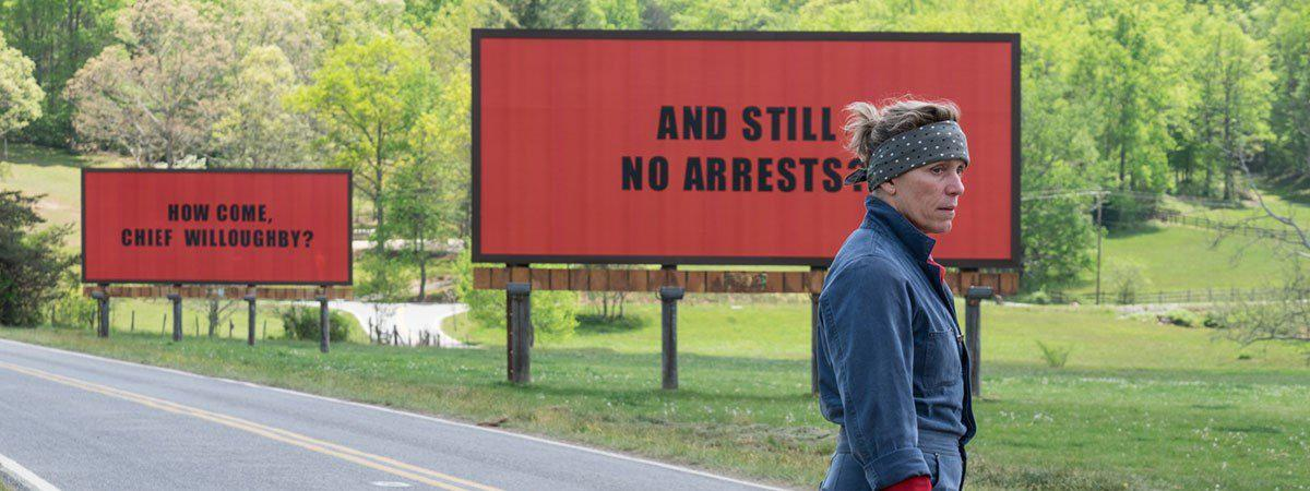 Our Take on... 3 Billboards