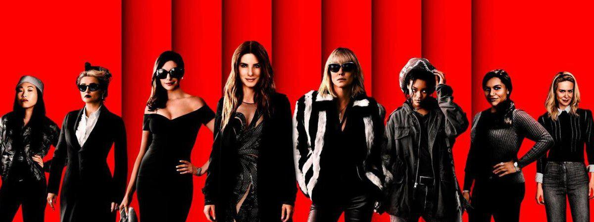 Our take on... Ocean's 8