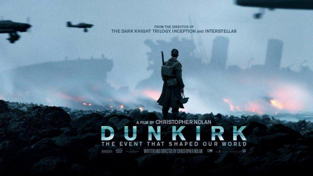 Christopher Nolan's DUNKIRK: A new war classic is born