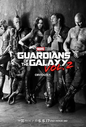 Our take on... GOTG2