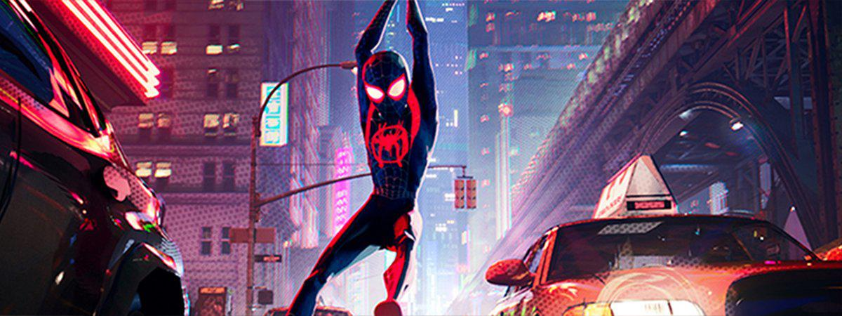 Our take on... Into the Spider-Verse
