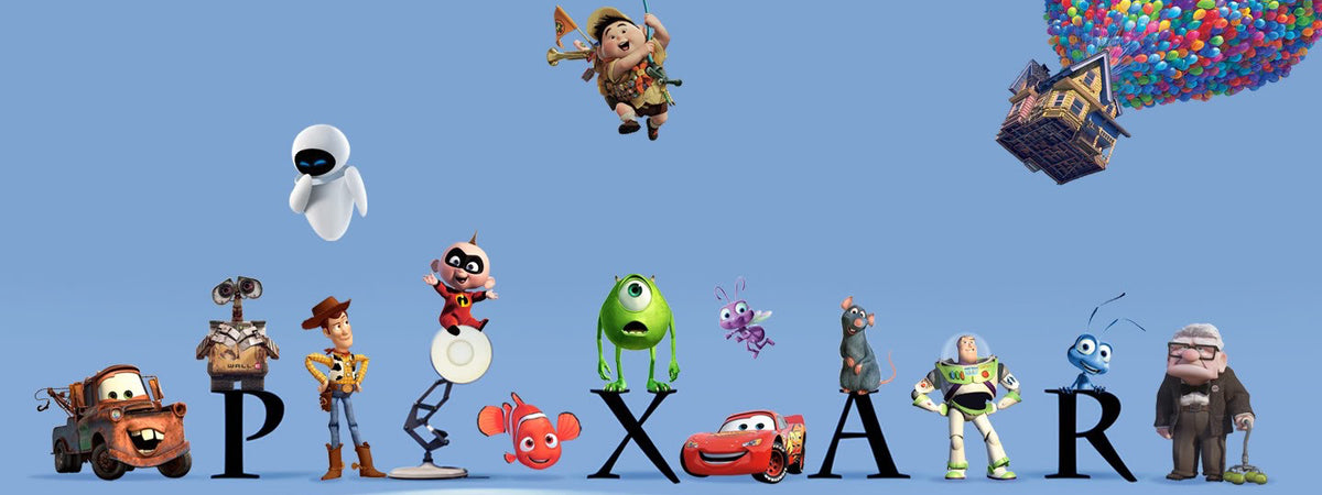 Our take on... PIXAR's best!
