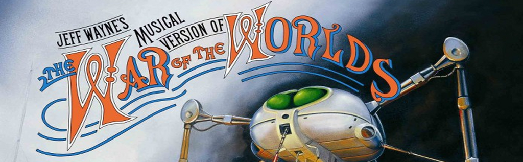 War of the worlds golden discs review blog record store vinyl hub music retailer