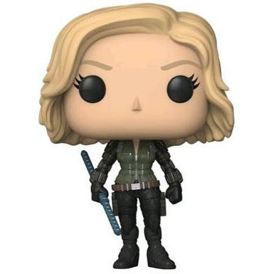 Funko POP! Avengers Infinity War - Black Widow Vinyl Figure [Toys]