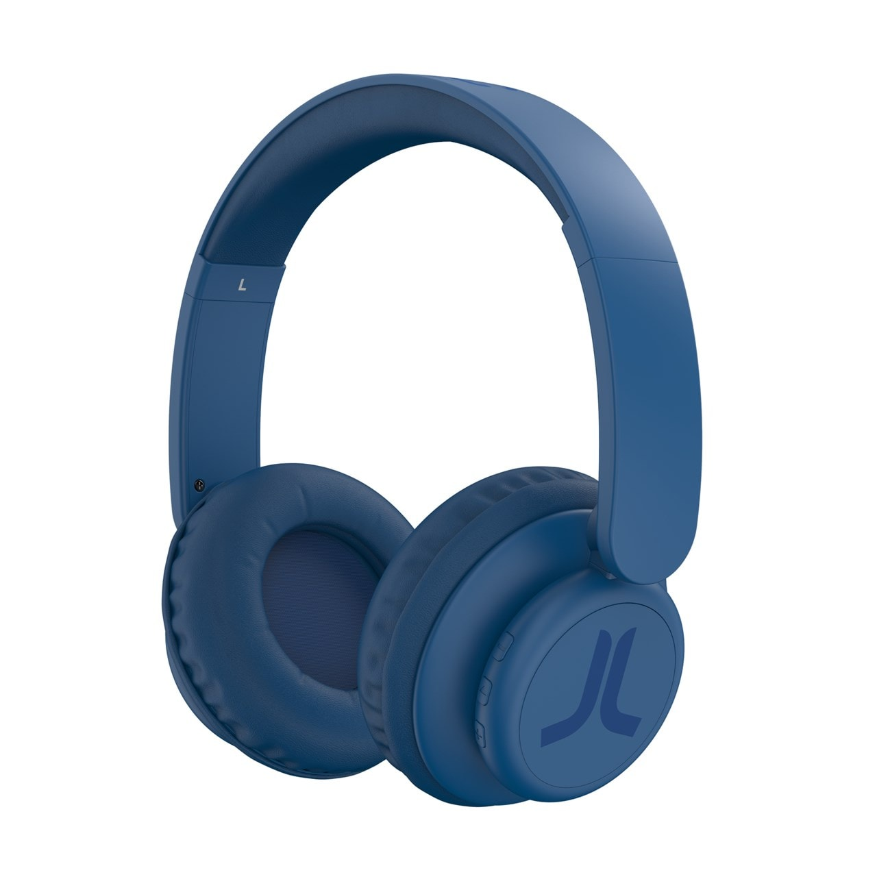 WESC ON EAR HEADPHONES (NAVY BLUE) [Accessories]