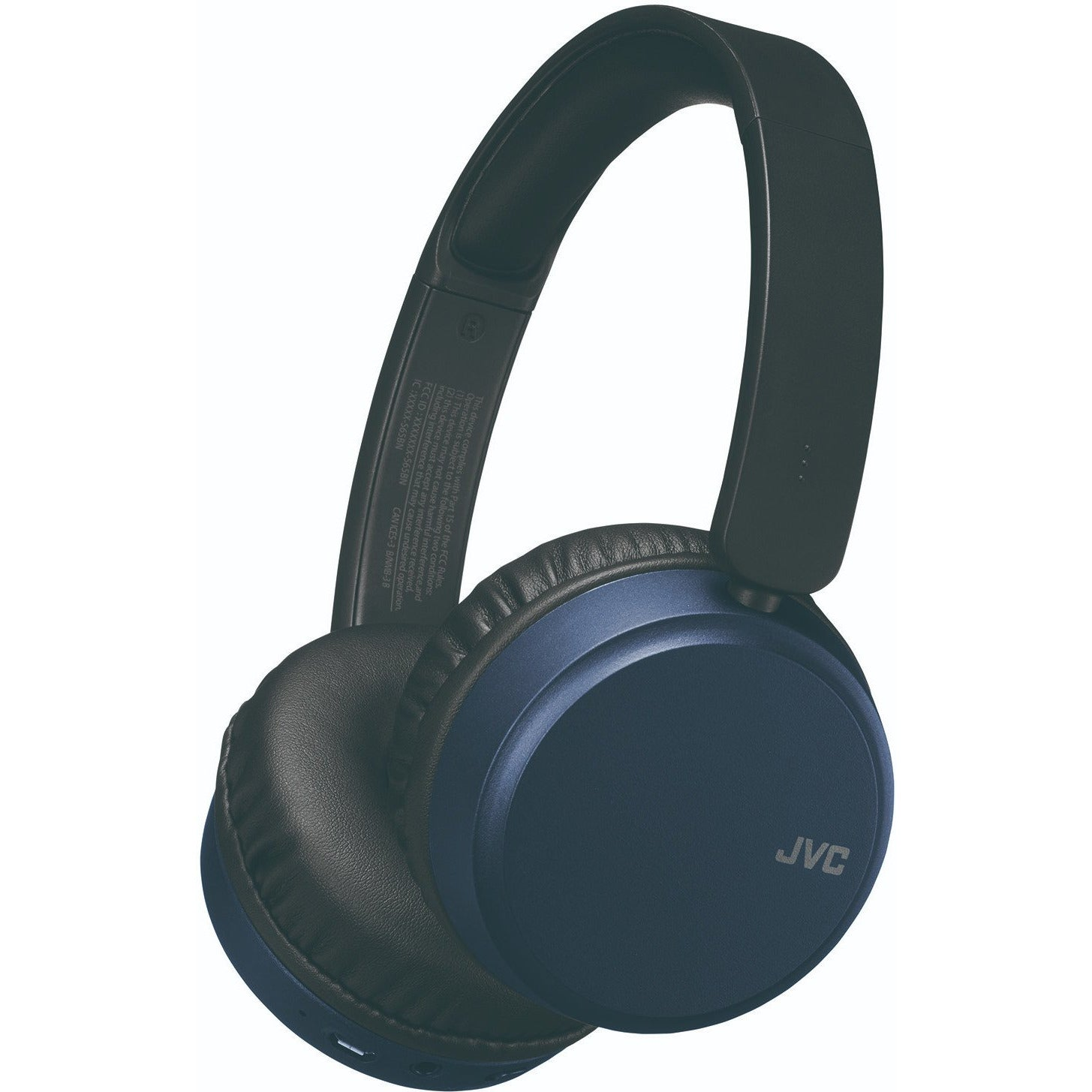 JVC HA-S65BN Wireless Headphones - Blue [Accessories]