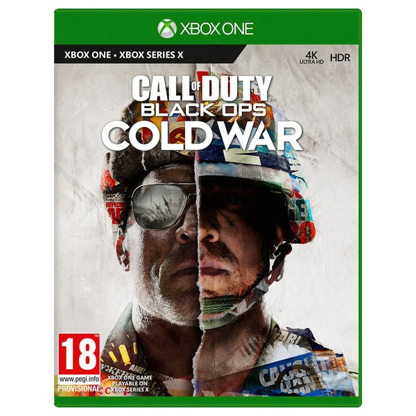 Call of Duty: Black Ops Cold War (Xbox One) [Games]