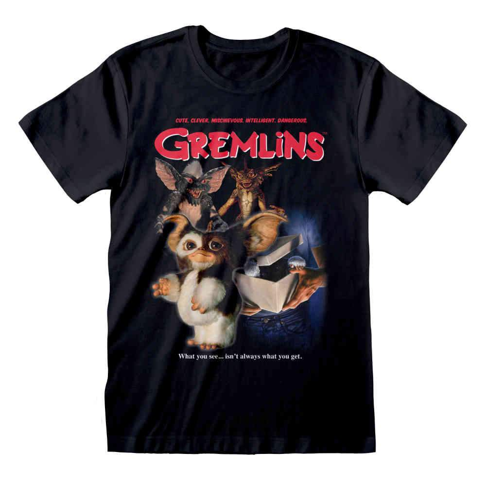 GREMLINS POSTER STYLE - LARGE [T-Shirts]