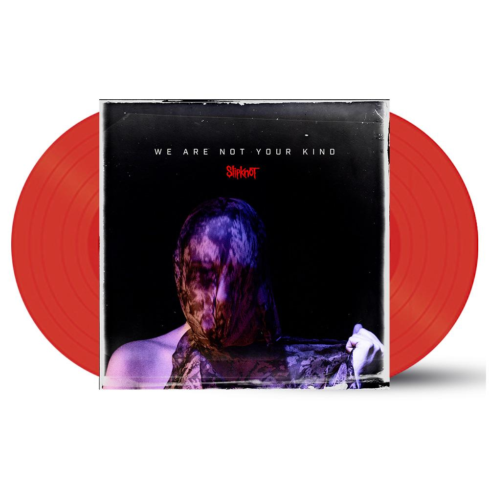 Slipknot – We Are Not Your Kind [GOLDEN DISCS EXCLUSIVE RED VINYL] OUT 09.08.19 PRE-ORDER NOW