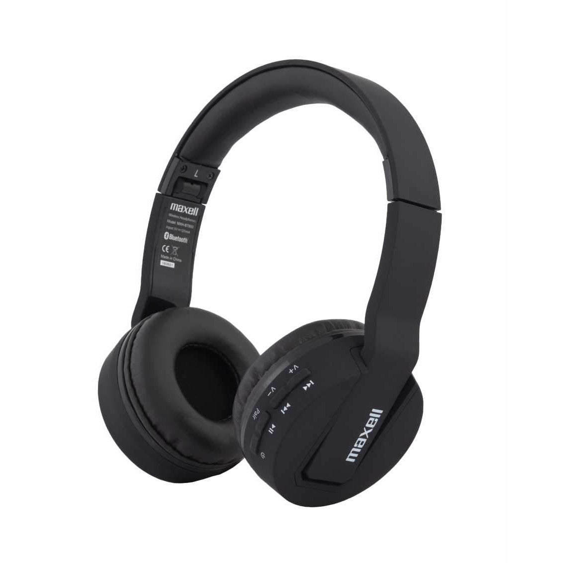 Maxell BT800 Headphone Black [Accessories]