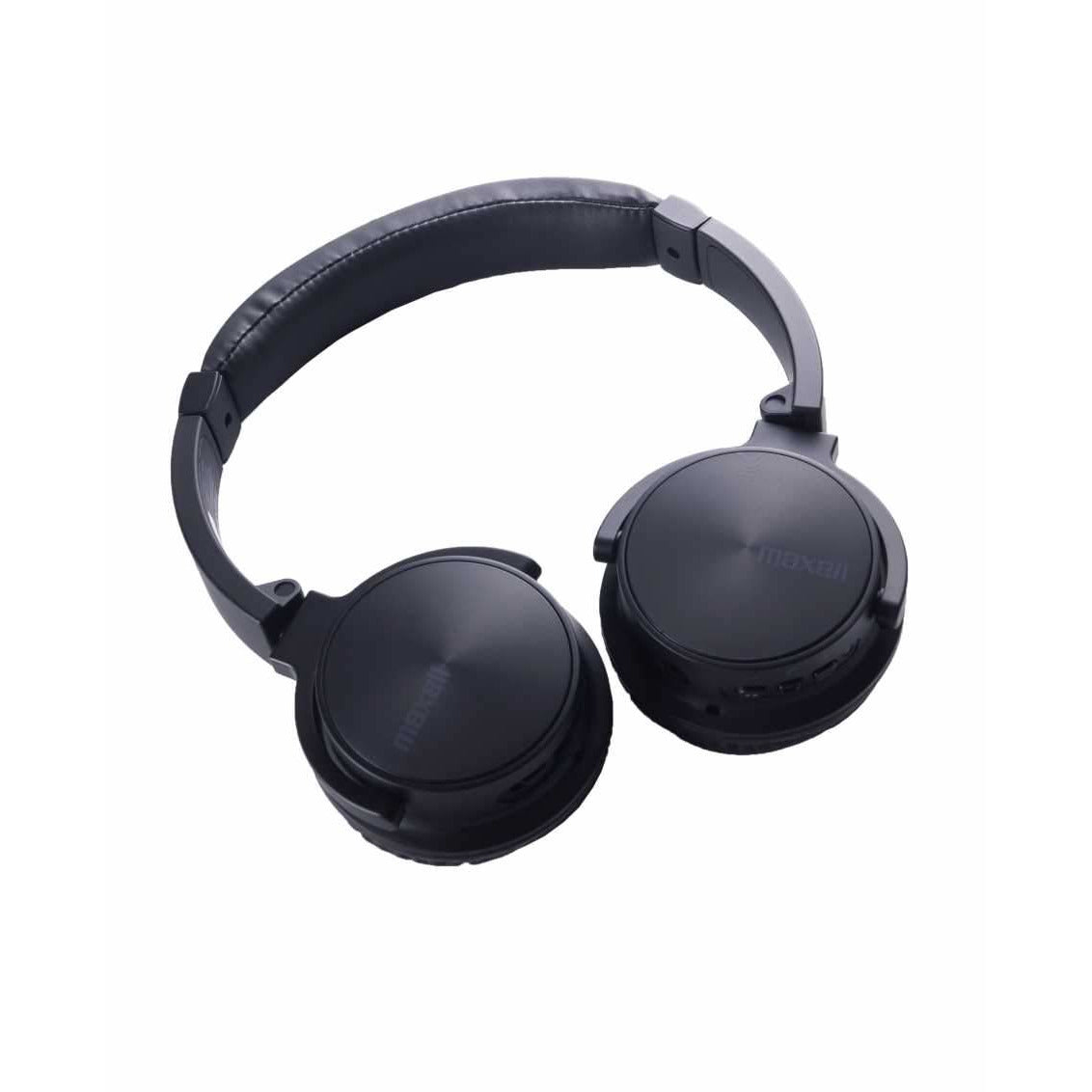 Maxell BT Travel Headphone Black [Accessories]