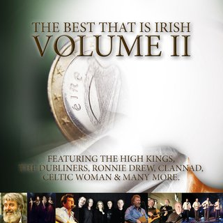 Best That Is Irish:  - Volume 2 - Various Artists [CD]