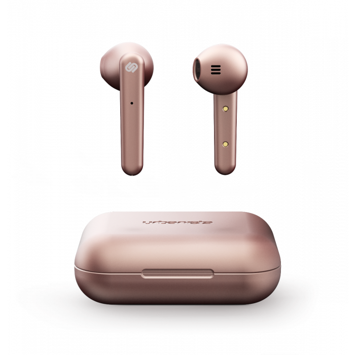Urbanista Stockholm True Wireless Earbuds -  Rose Gold [Accessories]