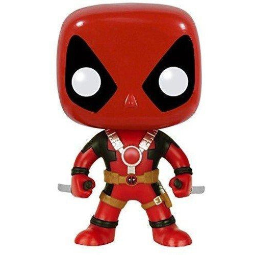 Deadpool Two Swords Funko Pop [Toys]