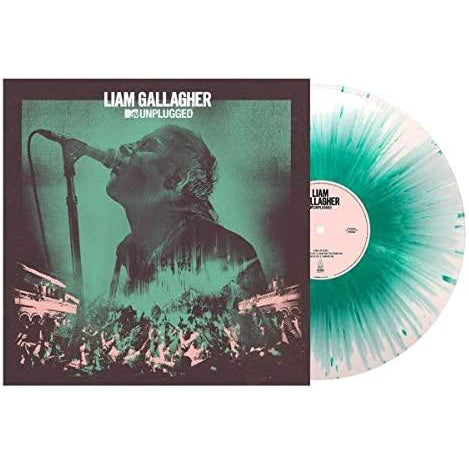 MTV Unplugged - Liam Gallagher [Splatter Vinyl]