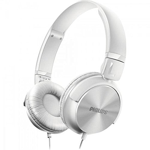 Philips SHL3060WT 00 On-Ear Headphones [Accessories]