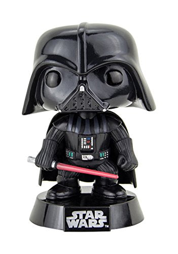 Funko POP! Star Wars Bobble-Head Darth Vader [Toys]