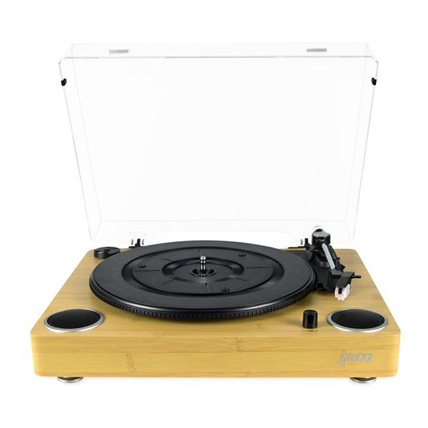 Jam Sound Turntable Player - Wood [Tech & Turntables]