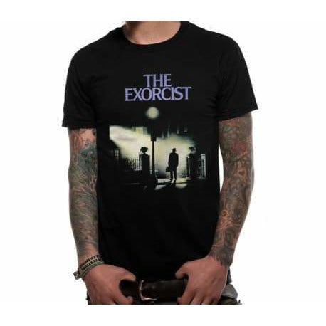 Exorcist Movie Sheet- MEDIUM [T-Shirts]