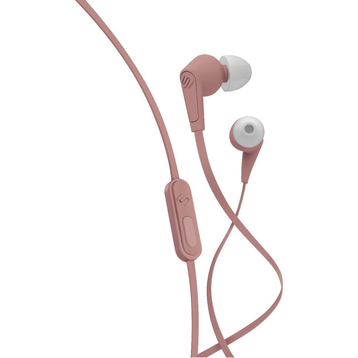 Urbanista Barcelona In-Ear Earphones with Mic Rose Gold [Accessories]
