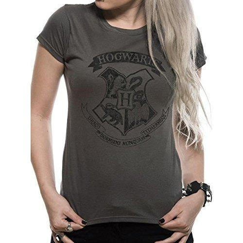 Harry Potter Distressed Hogwarts  [T-Shirts]
