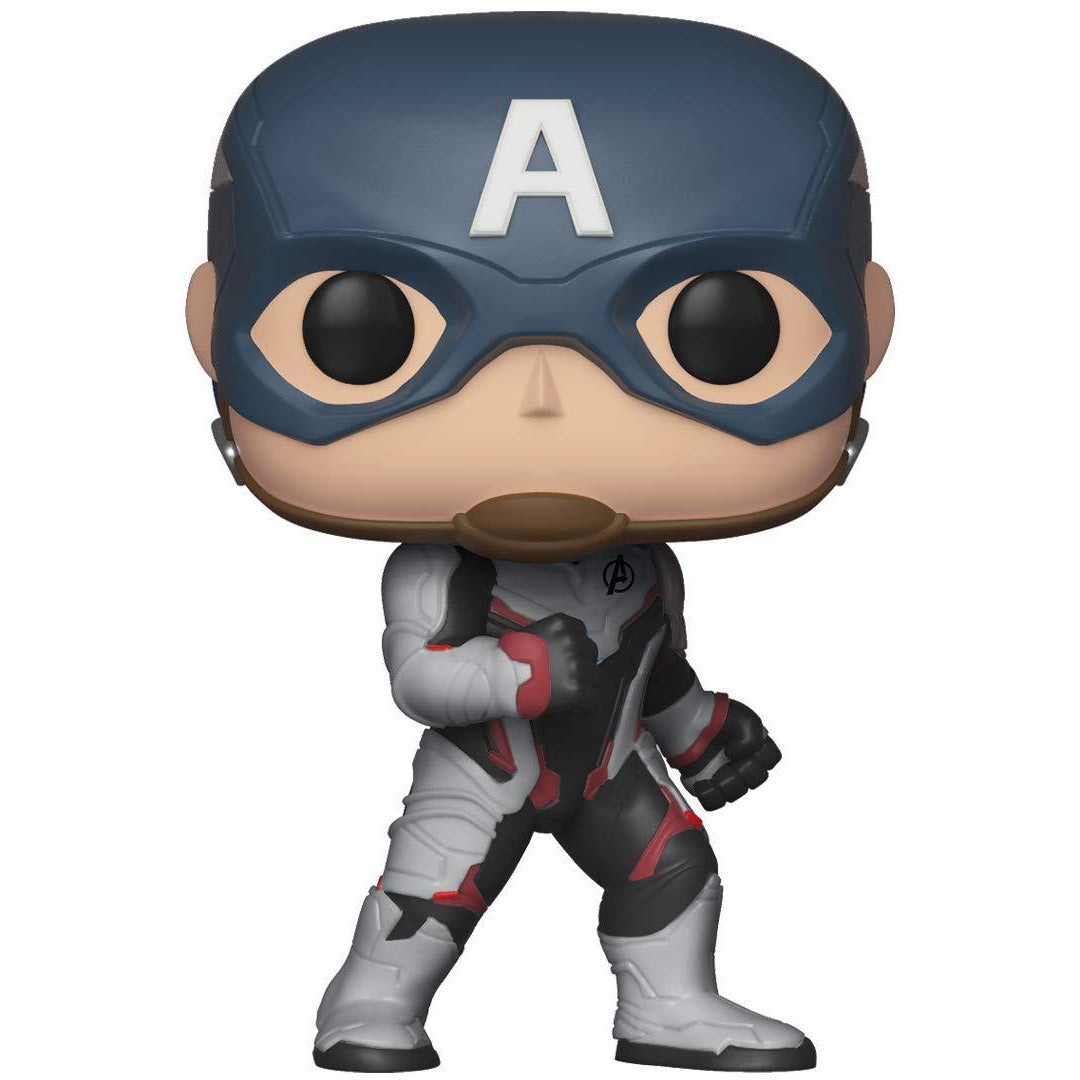 Funko POP! Endgame Captain America Funko Pop [Toys]