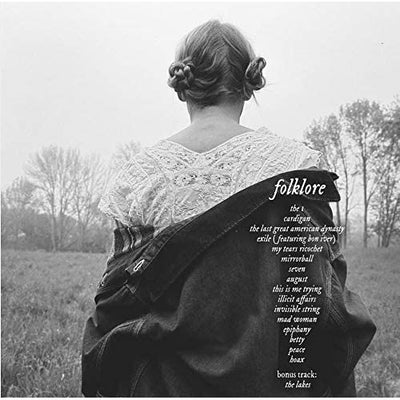 folklore - Taylor Swift [CD]