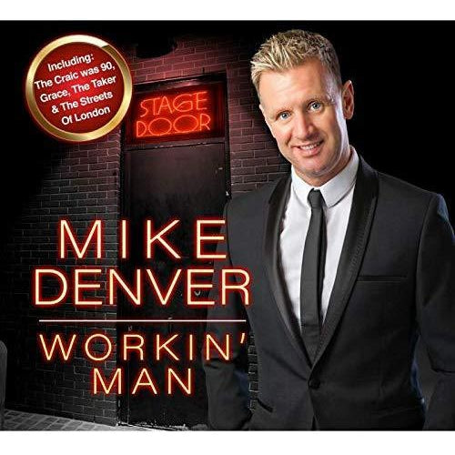 Mike Denver Workin Man [CD]