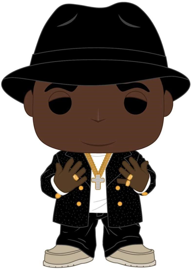 Funko POP! Biggie - Notorious B.I.G [Toys]